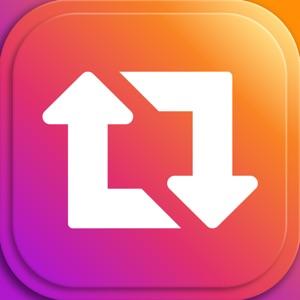 Repost+ for Instagram . App Reviews, Free Download