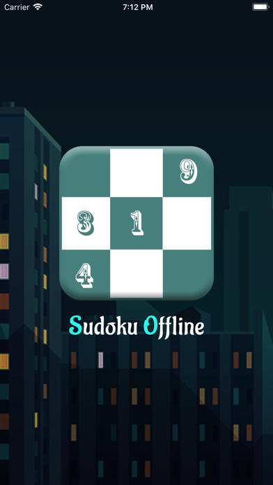 Sudoku Offline screenshot #1