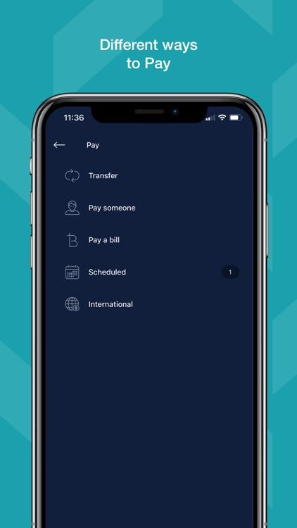 Qudos Bank Mobile screenshot-3