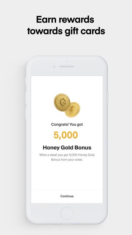 Honey Smart Shopping Assistant screenshot-5