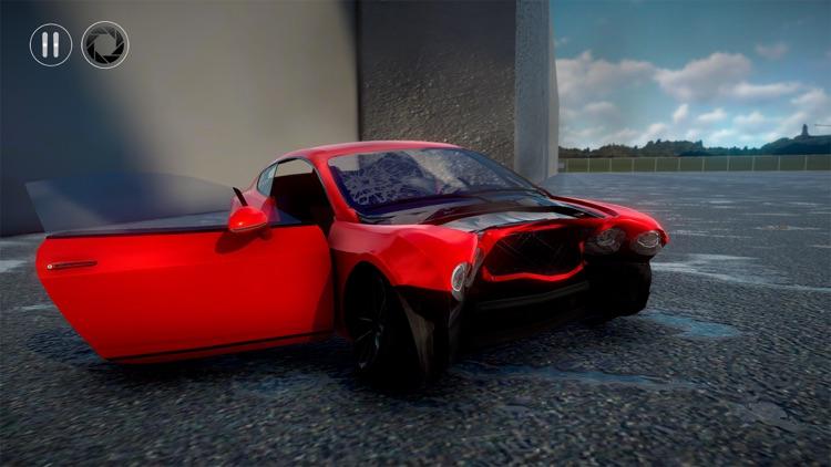 WDAMAGE: Car crash Engine screenshot-7