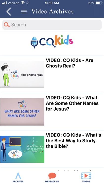 Christian Questions screenshot-8