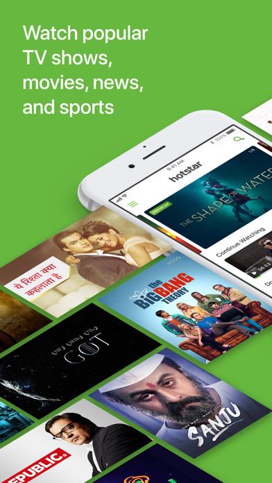 Hotstar - Revenue & Download estimates - Apple App Store - India