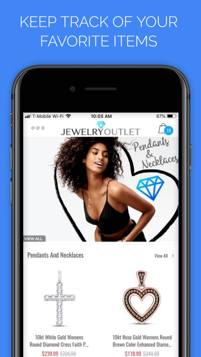 Jewelry Outlet screenshot one