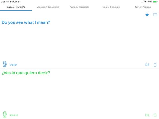 Translator - TranslateZ screenshot 6