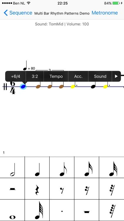Metron (Pro Metronome) screenshot-4