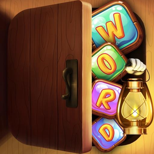 Word Puzzle Hidden Alphabet