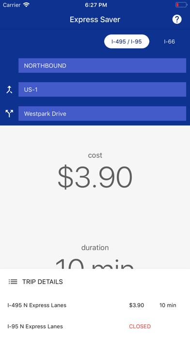 Express Saver screenshot four