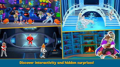 Disney Coloring World screenshot 4