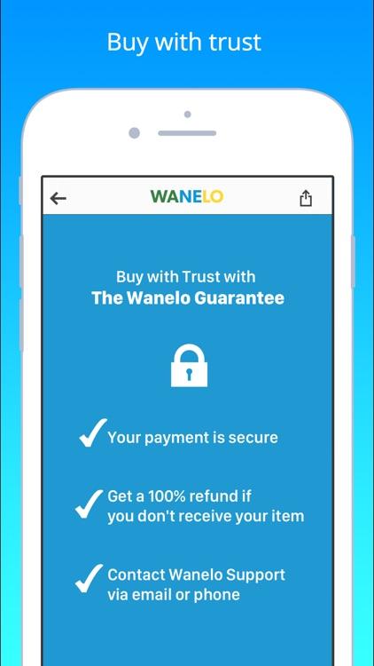 Wanelo - Shopping & Fashion