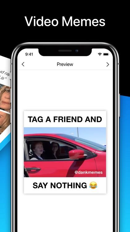 Video Meme Maker Add Subtitles
