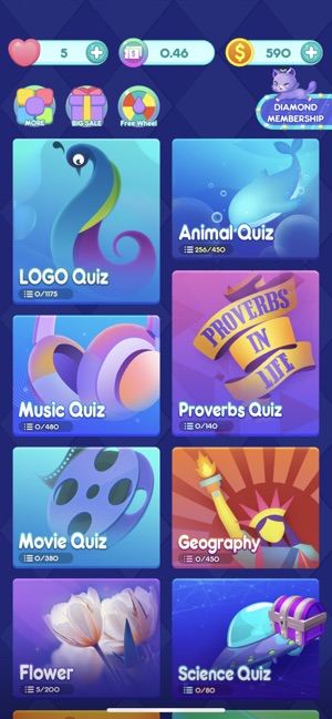 QuizTime - Trivia on the App Store