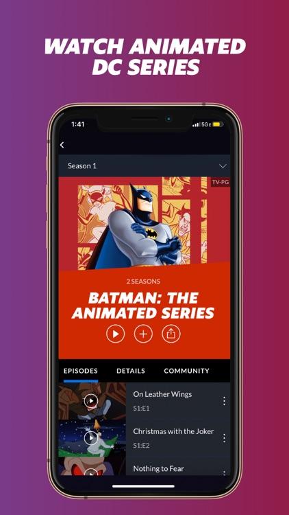 DC Universe screenshot-4
