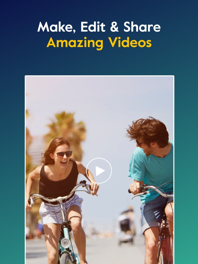 Magisto *Smart* Video Editor Screenshot