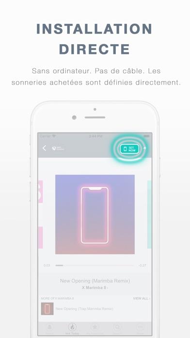 download TUUNES™ - Sonneries et Musique apps 5