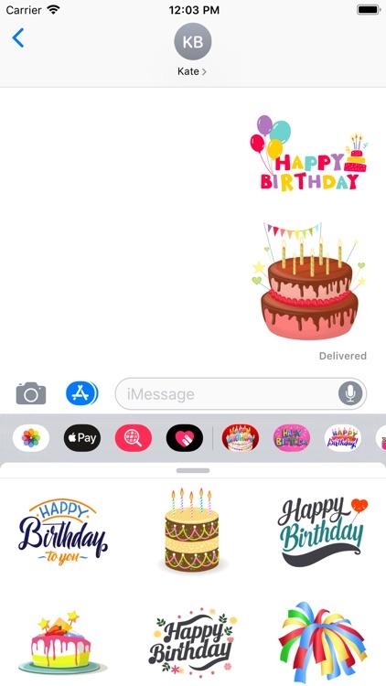 100+ Happy Birthday Wishes App screenshot-8