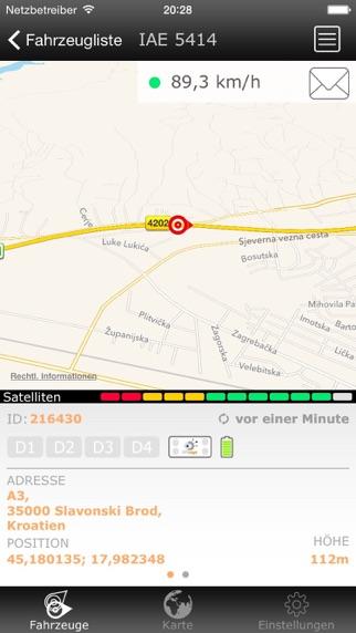GPS-Explorer móvilCaptura de pantalla de1