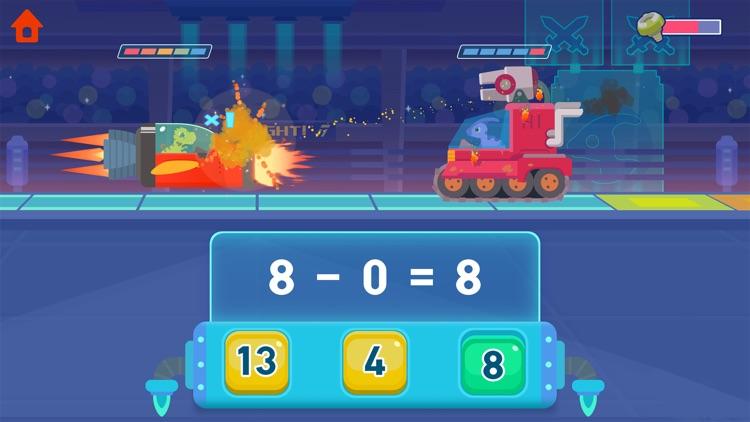 Dinosaur Math - Learning Games screenshot-5