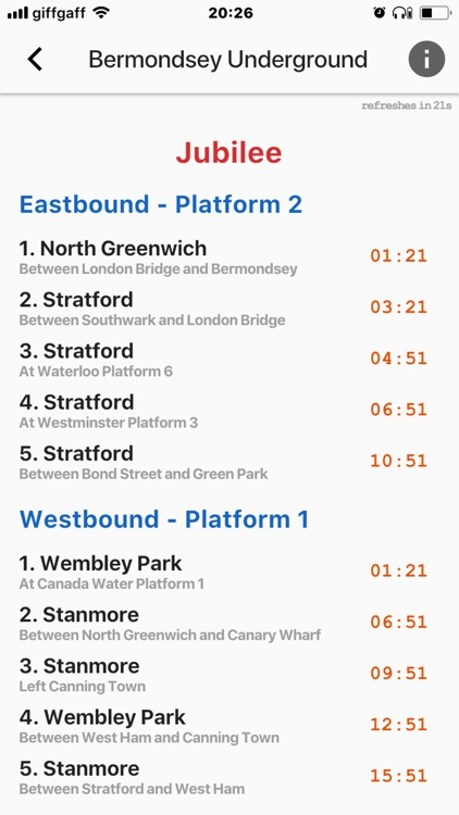 Tube Info screenshot-3