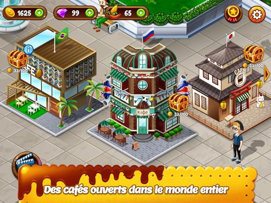 Screenshot #6 pour Panique au café : Restaurant