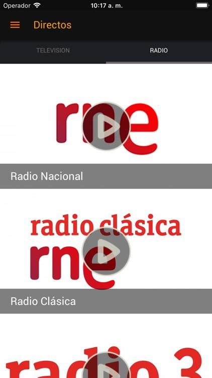 RTVE alacarta screenshot-5
