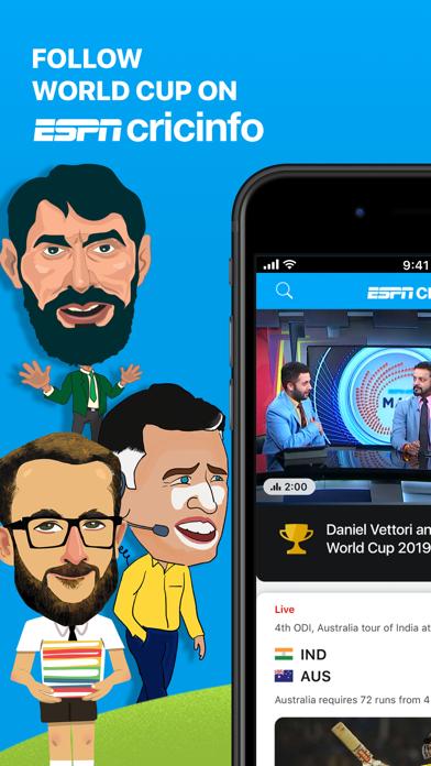 Cricinfo - Live Cricket Scores-0