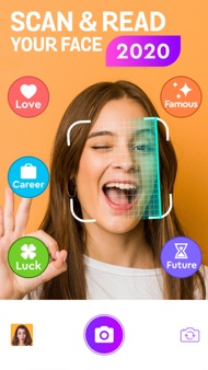 Face Reading - Horoscope 2020 iphone images