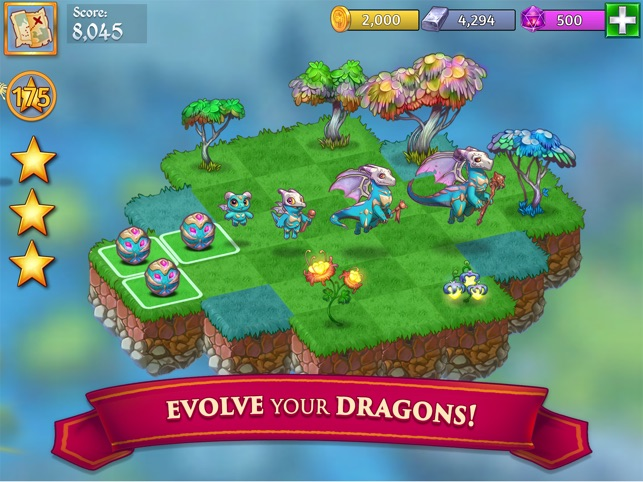Merge Dragons! on the App Store