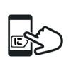 Hiroshi Kaito - NicoFlick - フリック入力リズムゲーム アートワーク