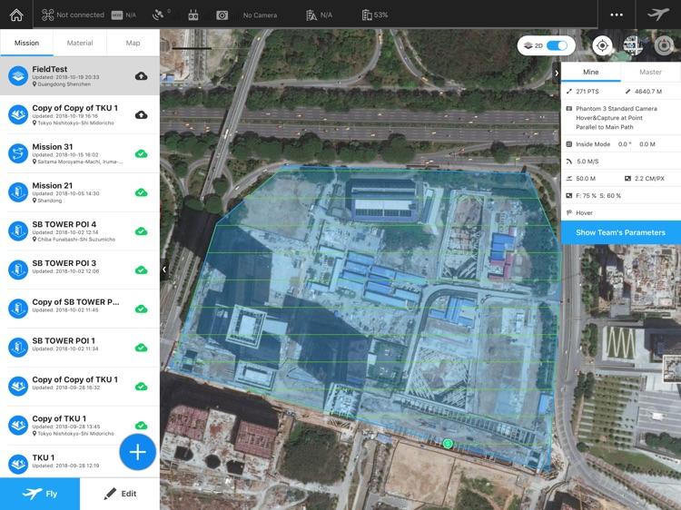 DJI GS Pro screenshot-3