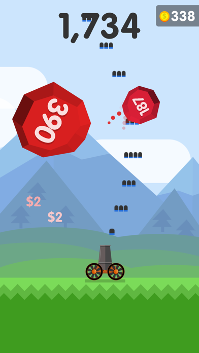 Screenshot for Ball Blast in Norway App Store