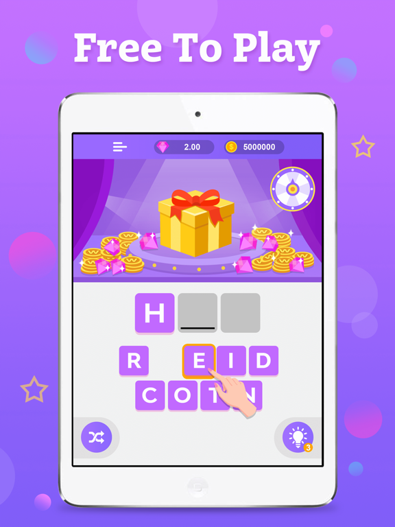 Words Luck: Search, Spin & Win screenshot 2