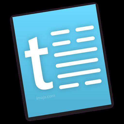TelepaText - editor, speech