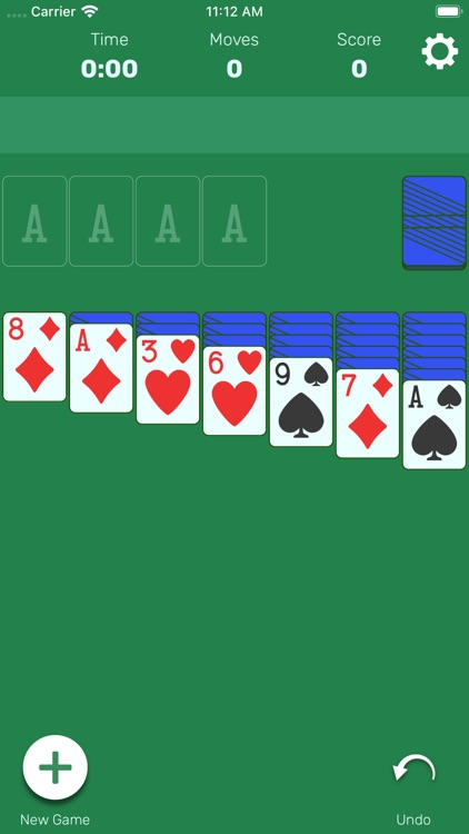 Solitaire (Classic Card Game)