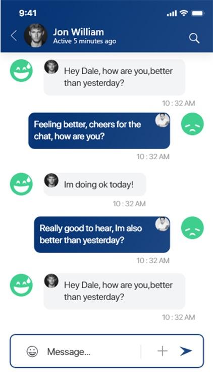 Unmasked Mental Health screenshot-3