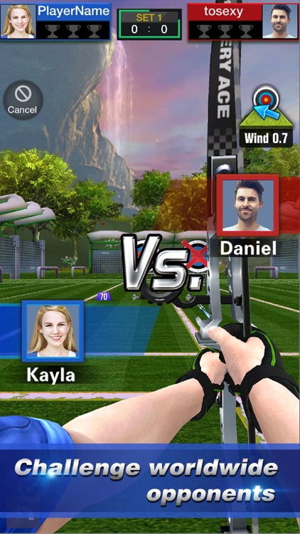 Archery Stars screenshot-3