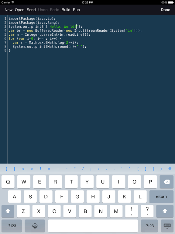 JS Programming Languageのおすすめ画像1