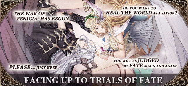 Mod Game Trial of Fate for iOS