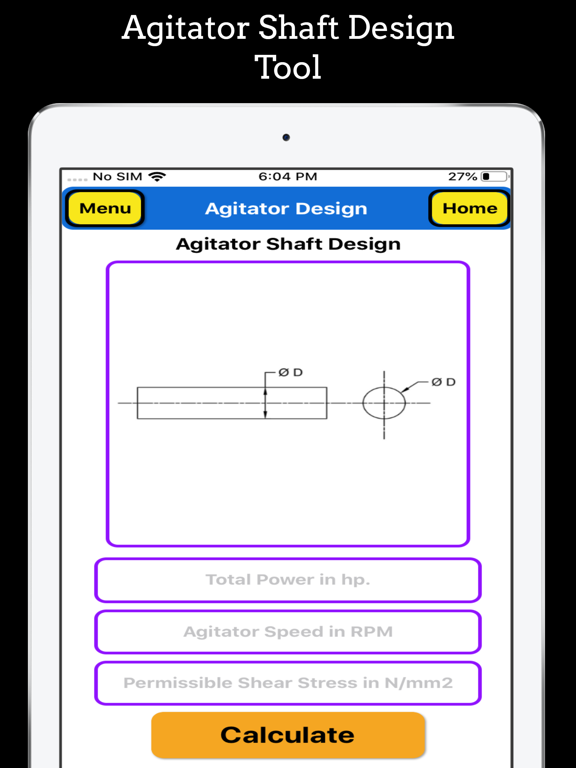Agitator Design Pro screenshot 14