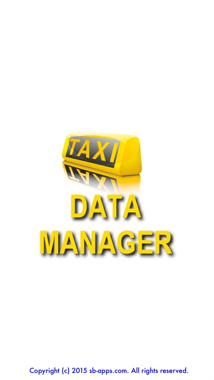 Taxi Data Manager - Driver App screenshot-4