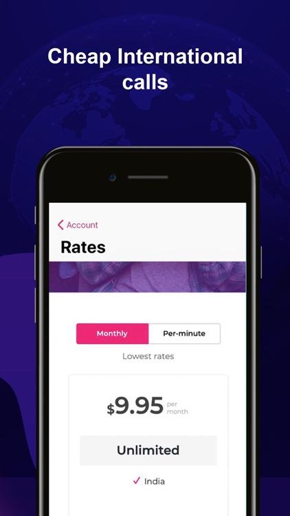 KeKu International Calling App screenshot-0