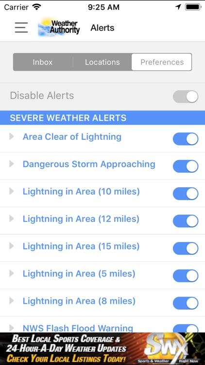 Montana Weather Authority screenshot-3