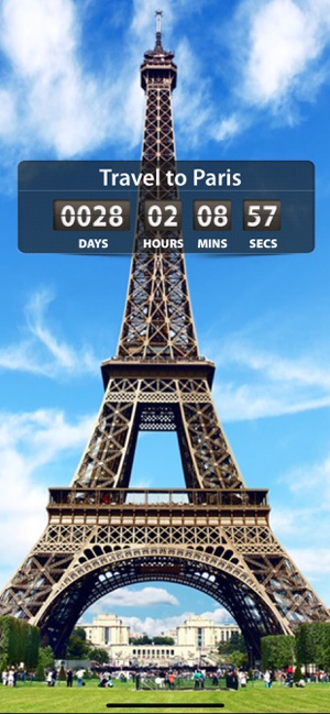 ‎Vacation Countdown! Screenshot