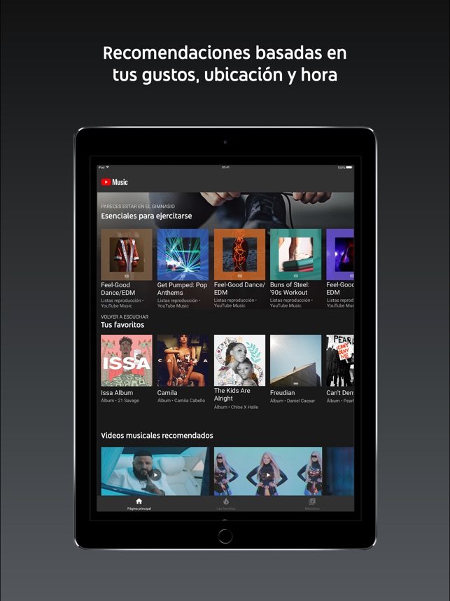 YouTube Music en App Store