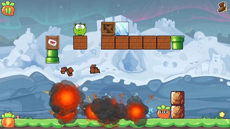 Hungry Piggy : Carrot screenshot-3