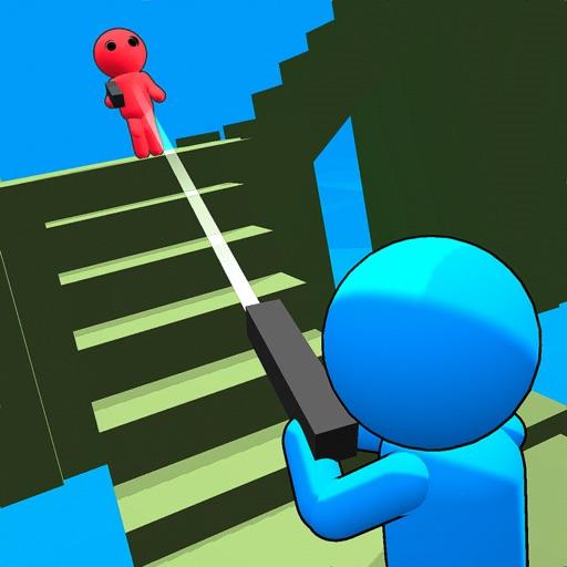 Gun Stairs!