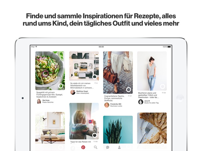 ‎Pinterest Capture d'écran