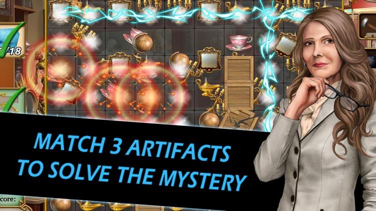 Relic Match 3: Mystery Games screenshot-0
