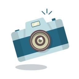 度维数码-Digital Camera Emoji