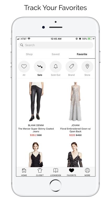 Smart Closet - Fashion Style screenshot-6